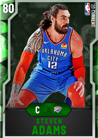 Steven Adams emerald card