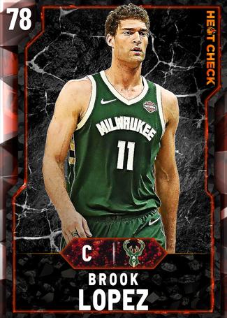Brook Lopez fire card