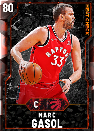 Marc Gasol fire card