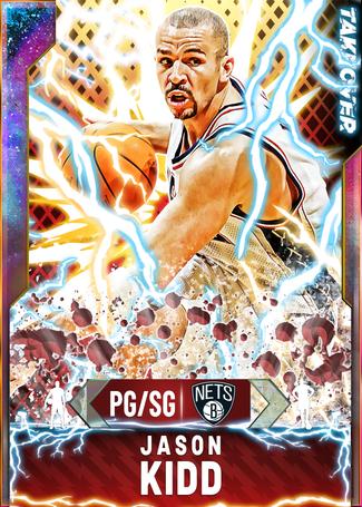 '13 Jason Kidd opal card