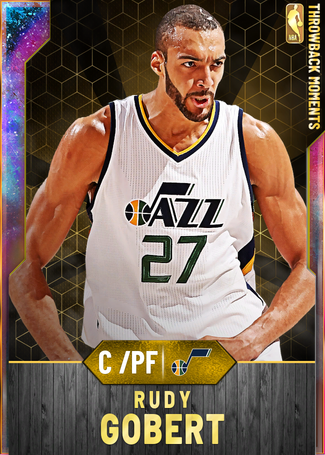 Rudy Gobert opal card