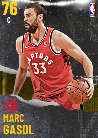 Marc Gasol gold card