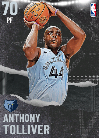 Anthony Tolliver silver card