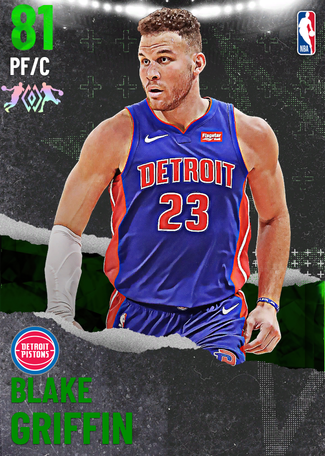 Blake Griffin emerald card