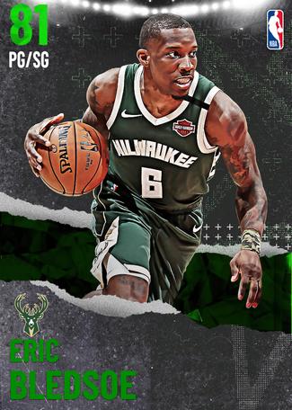 Eric Bledsoe emerald card