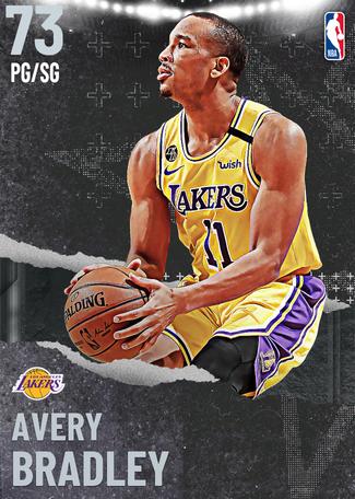 Avery Bradley silver card