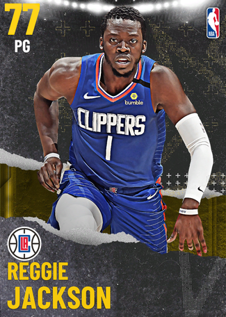 Reggie Jackson gold card