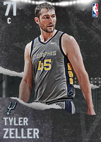 Tyler Zeller silver card