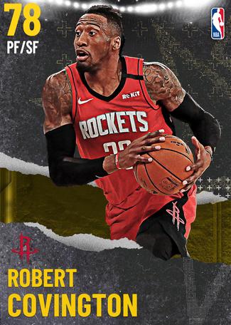 Robert Covington gold card