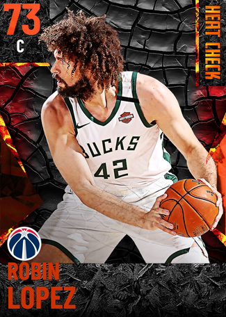 Robin Lopez fire card