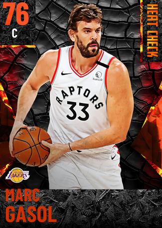 Marc Gasol fire card
