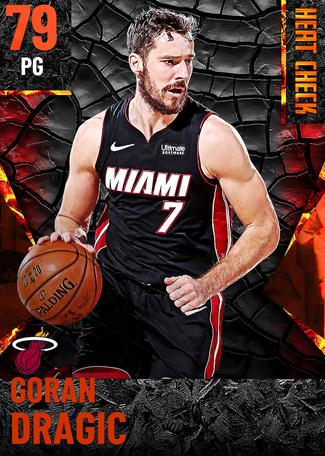 Goran Dragic fire card