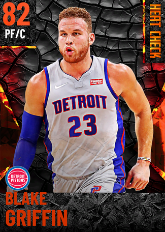 Blake Griffin fire card