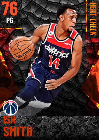 Ish Smith fire card