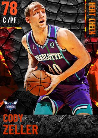 Cody Zeller fire card