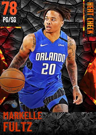 Markelle Fultz fire card