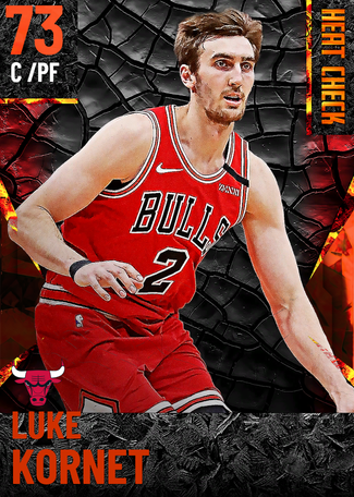Luke Kornet fire card