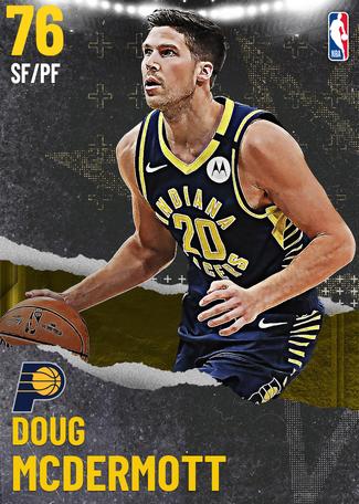 Doug McDermott gold card