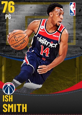 Ish Smith gold card
