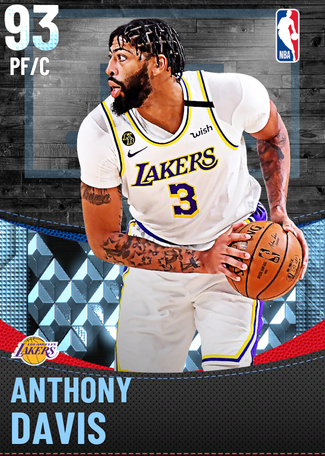 Anthony Davis diamond card