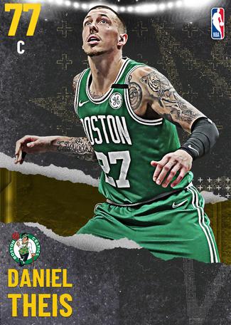 Daniel Theis gold card