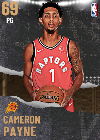 Cameron Payne bronze card