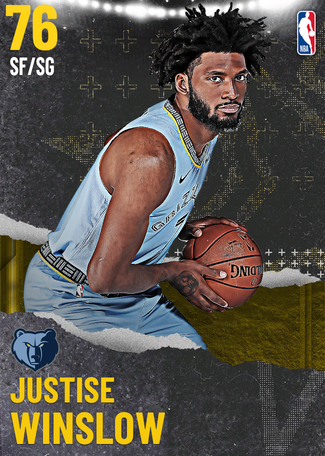 Justise Winslow gold card