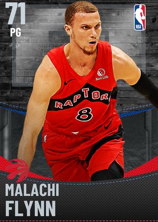 Malachi Flynn silver card