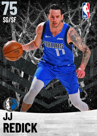JJ Redick silver card