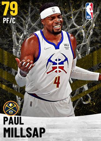 Paul Millsap gold card