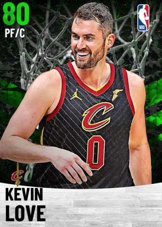 Kevin Love emerald card