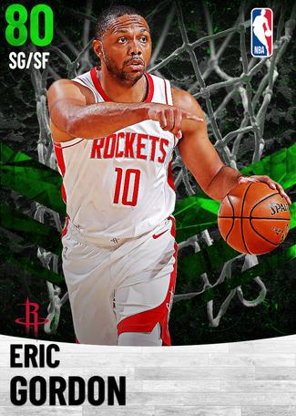 Eric Gordon emerald card