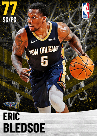 Eric Bledsoe gold card