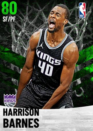 Harrison Barnes emerald card