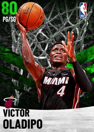 Victor Oladipo emerald card