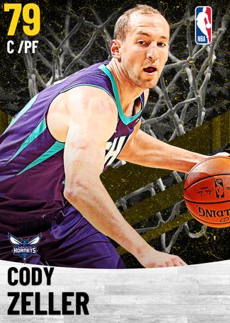 Cody Zeller gold card