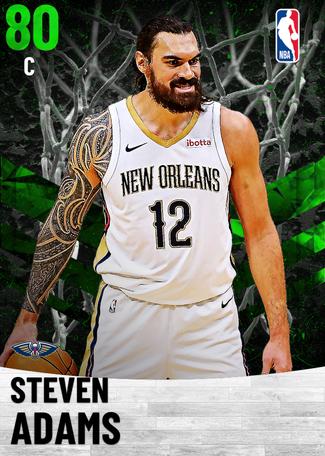 Steven Adams emerald card