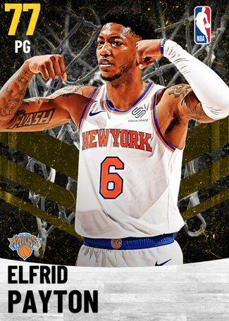 Elfrid Payton gold card
