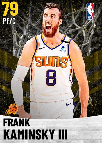 Frank Kaminsky III gold card
