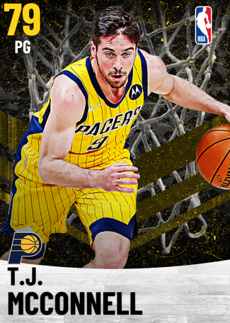T.J. McConnell gold card