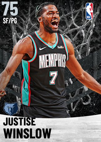 Justise Winslow silver card