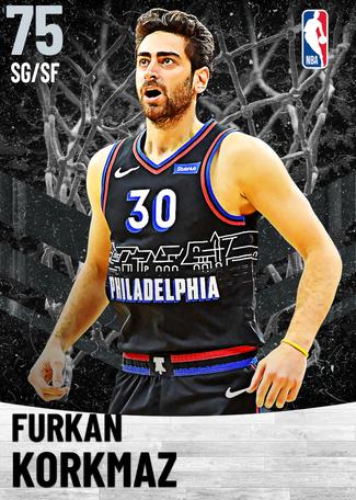Furkan Korkmaz silver card