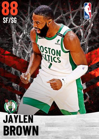 Jaylen Brown ruby card