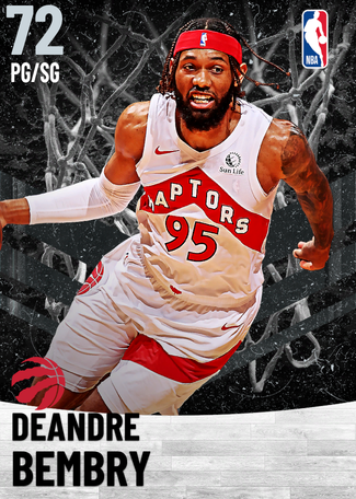 DeAndre Bembry silver card