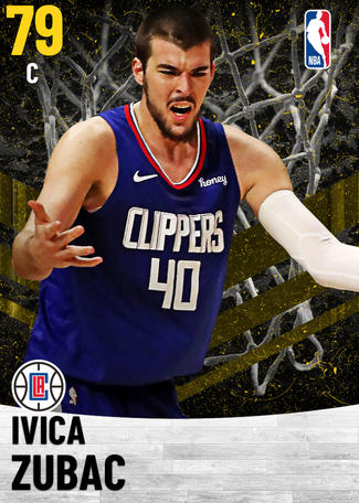 Ivica Zubac gold card