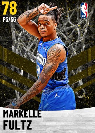 Markelle Fultz gold card
