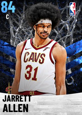 Jarrett Allen sapphire card