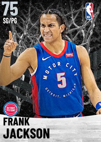 Frank Jackson silver card