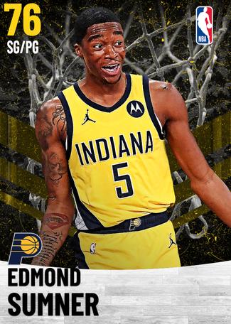 Edmond Sumner gold card