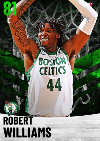 Robert Williams emerald card